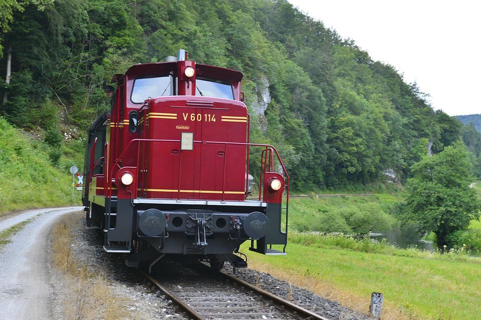 Železniční systém