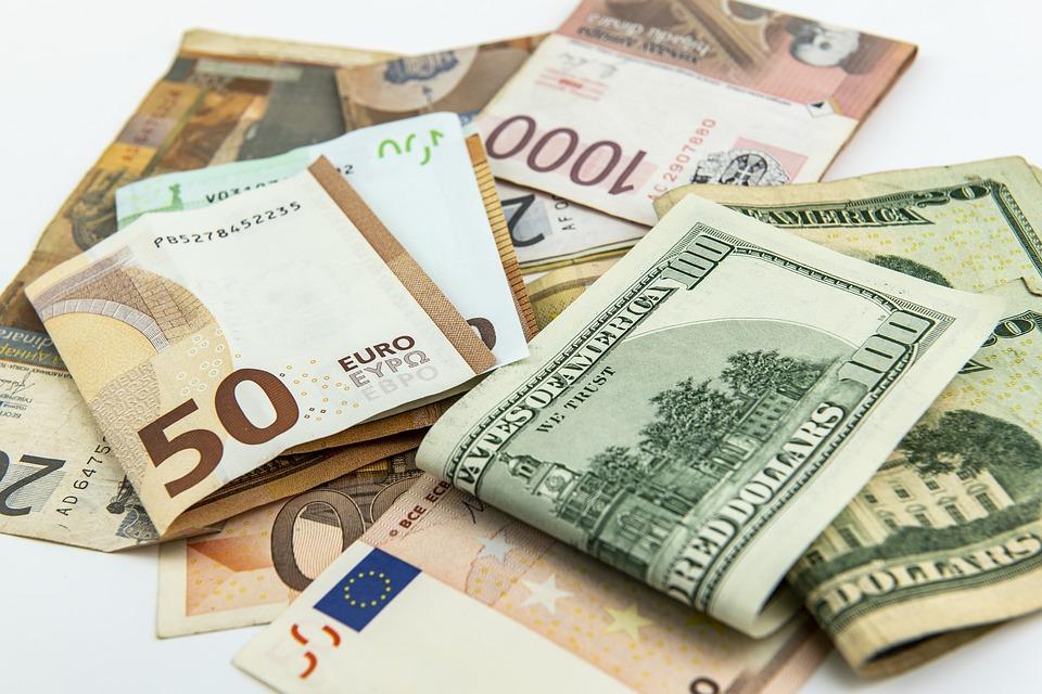eura a dolary