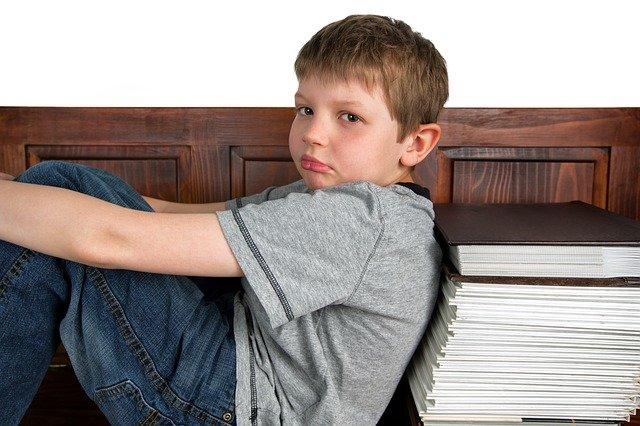 Odhalte poruchu učení včas!
