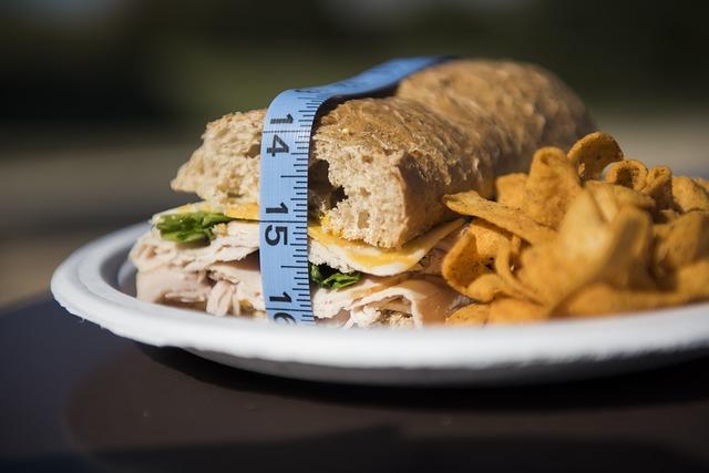 metr přes sendvič